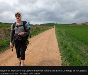 raymond-meeks-on-the-camino-de-santiago-nyt-magazine